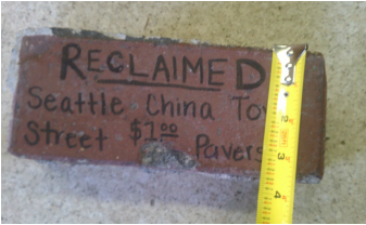 1369853965 Salvaged Seattle Chinatown Pavers