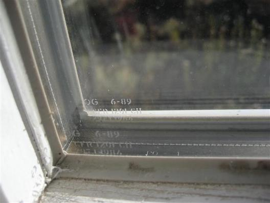 How to measure for replacement glass...just in time for lawn mower season!