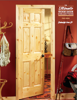 Click On The Above Image To View Lumber Productu0027s Ultimate Wood Knotty Pine  Interior Doors.